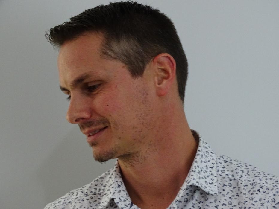 Fabrice Villate, ostéopathie énergétique