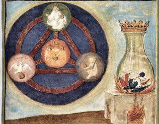 Le Tarot alchimique
