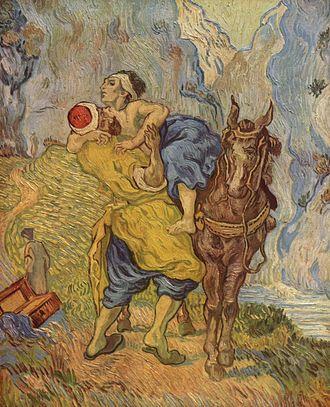 La parabole du bon samaritain